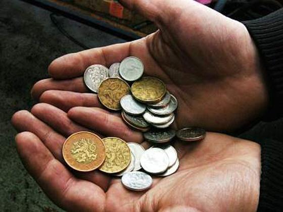 Nárok na sociální dávky a podporu v nezaměstnanosti